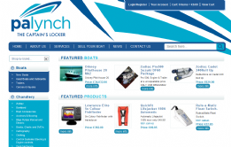 Latest Site Launch: P.A Lynch